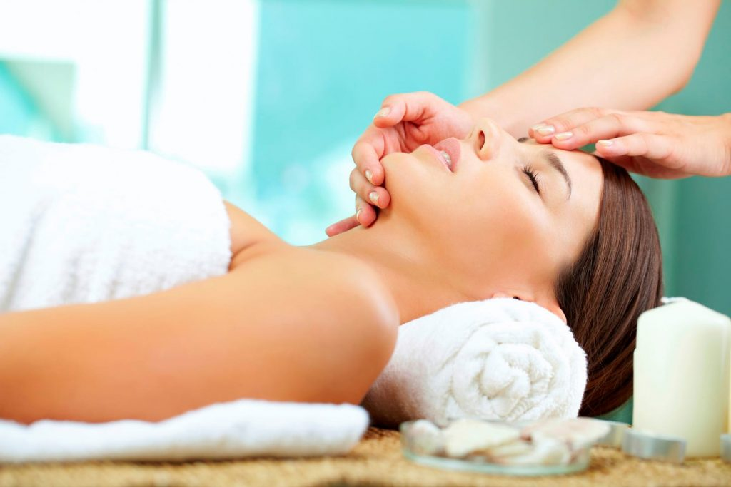 facial and spa treatments from Essex Spa in Stock