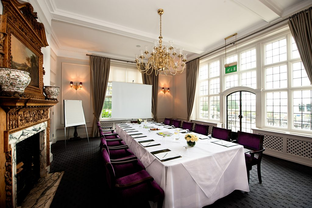 Meeting and events spaces in Essex, Greenwoods Hotel functional rooms