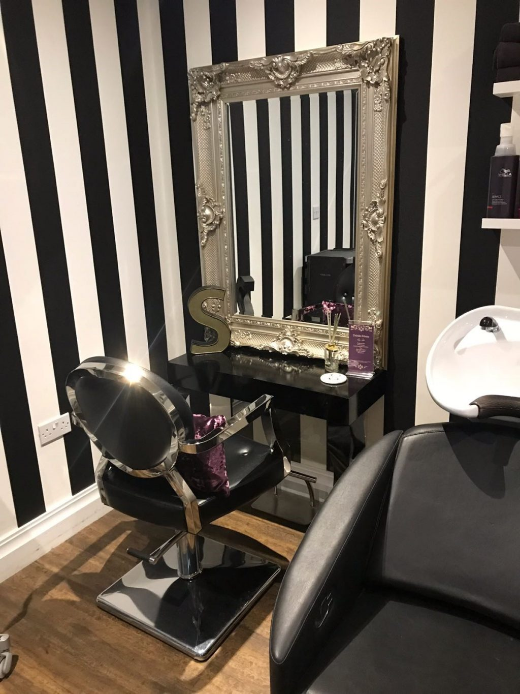 boutique hair salon in Stock Essex, The Strand Hair Salon at Greenwoods, near Chelmsford