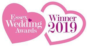 Essex wedding venue of the year winner 2019